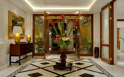 Villa Windu Asri Lobby