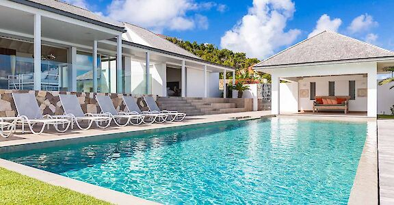 Vacation Rental St Barthelemy WV VIN Villa St Barts Villa VINpol Desktop