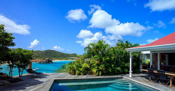 Vacation Rental St Barthelemy WV XAN Villa St Barts Villa Xanpol Desktop