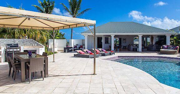 Vacation Rental St Barthelemy WV Villa St Barts Villa Pat Desktop