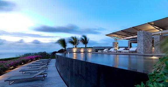 Contemporary Caribbean Vacation Villa St Barts