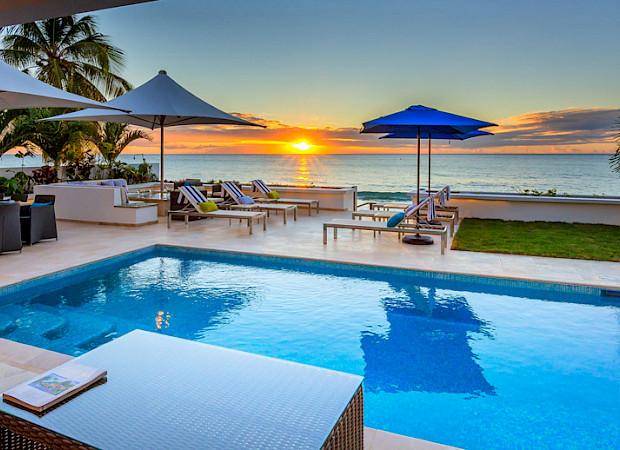 Sunset Pool