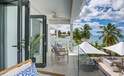 Guestrooms Balcony