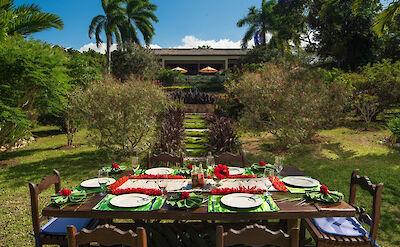 Jubilation Garden Dining