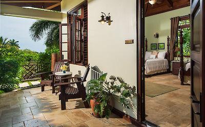 Jubilation Entrance To Guest Bedroom