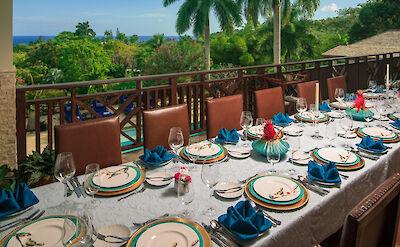 Jubilation Veranda Dining