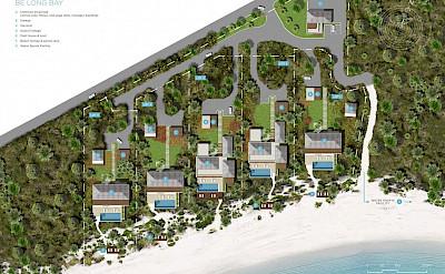 Be Long Bay Property Map