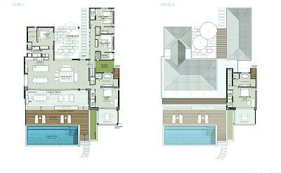 Belb Floorplan Villa 4 Bed Media