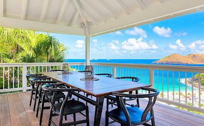 Vacation Rental St Barthelemy WV ACI Villa St Barts Villa ACIdin Desktop