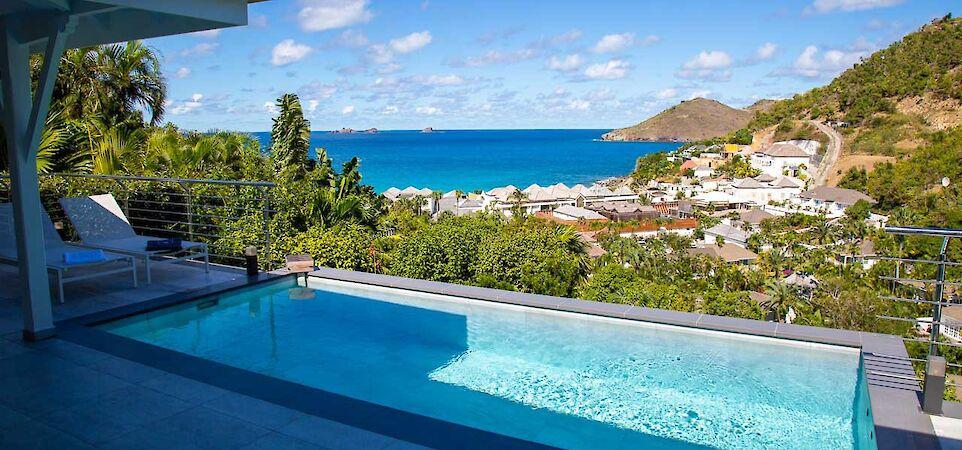 Vacation Rental St Barthelemy WV BLC Villa St Barts Villa BLCpol Desktop