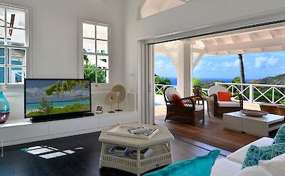 Vacation Rental St Barthelemy WV CCL Villa St Barts Villa CCLliv Desktop
