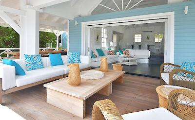 Vacation Rental St Barthelemy WV CCL Villa St Barts Villa CCLdek Desktop