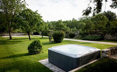 Spa Et Jardin