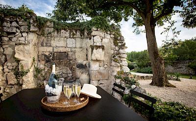 Terrasse Plateau Champagne