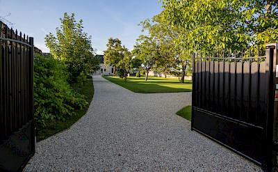 Jardin Portail