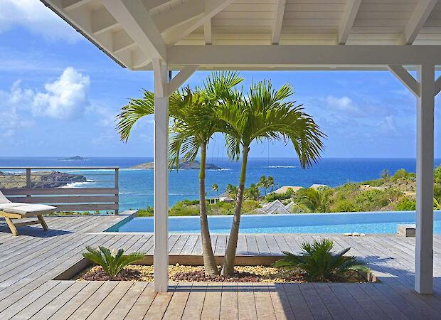 Vacation Rental St Barthelemy WV LAB Villa Villa St Barts Villa LABter Desktop