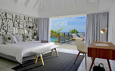 Vacation Rental St Barthelemy WV LAB Villa Villa St Barts Villa LABbd Desktop