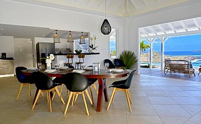Vacation Rental St Barthelemy WV LAB Villa Villa St Barts Villa LABdin Desktop