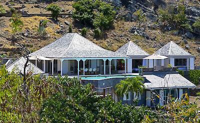 Vacation Rental St Barthelemy WV LAR Villa St Barts Villa LARext Desktop