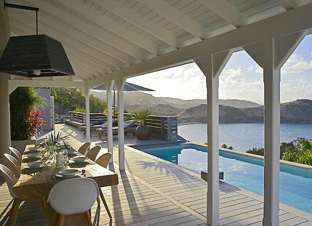 Vacation Rental St Barthelemy WV LAR Villa St Barts Villa LARter Desktop