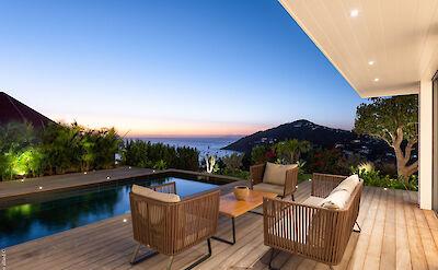 Vacation Rental St Barthelemy WV KNG Villa St Barts Villa KNGdek Desktop