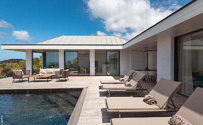 Vacation Rental St Barthelemy WV KNG Villa St Barts Villa KNGpol Desktop