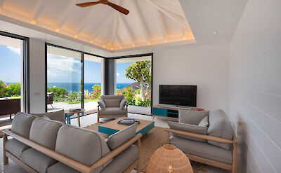 Vacation Rental St Barthelemy WV KNG Villa St Barts Villa KNGliv Desktop