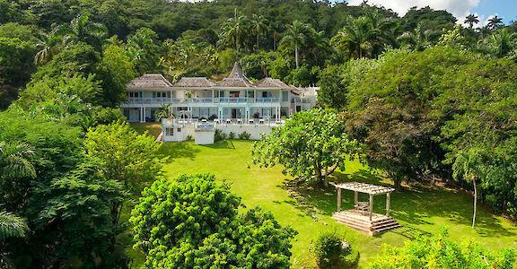 Villa Stella Aerial