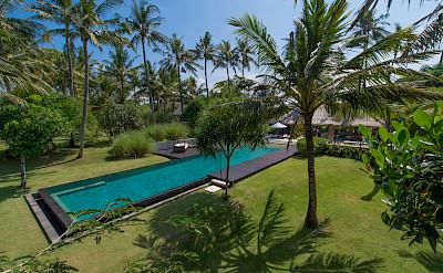 +Samadhana+ +Gardens+and+pool
