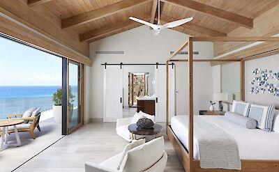 Oil Nut Bay British Virgin Islands E Master Bedroom