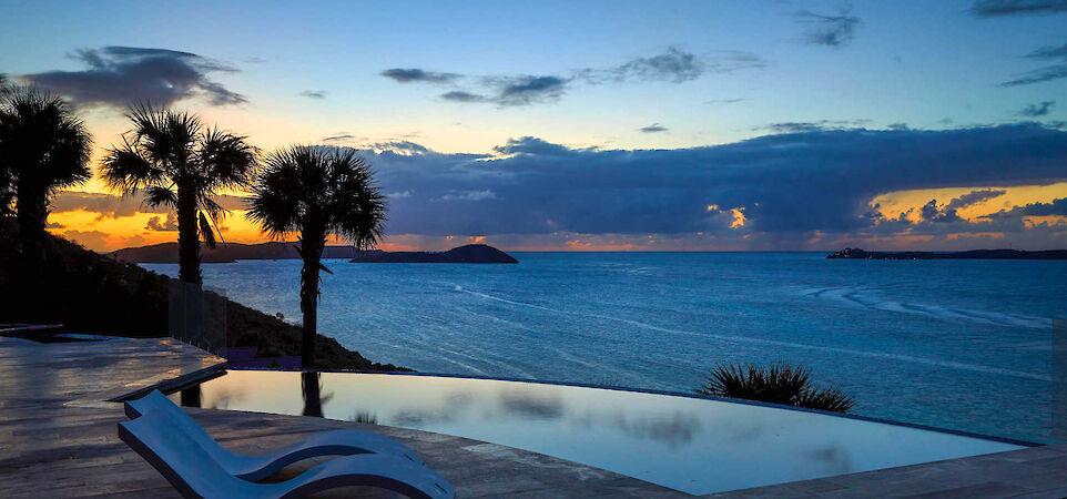 Oil Nut Bay British Virgin Islands E Exterior View