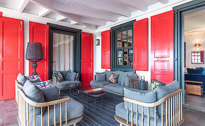 Eden Rock Villa Rental Veranda 2 Jeanne Le Menn