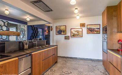 Eden Rock Villa Rental Kitchen Jeanne Le Menn