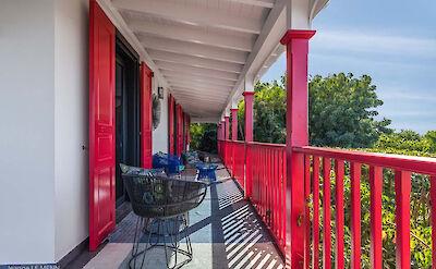 Eden Rock Villa Rental Balcony Jeanne Le Menn