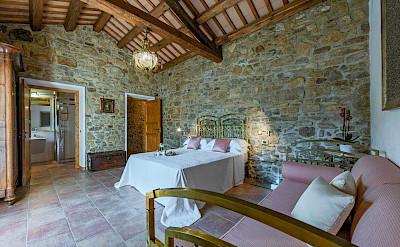 Ground Floor Bedroom 1 Garden View