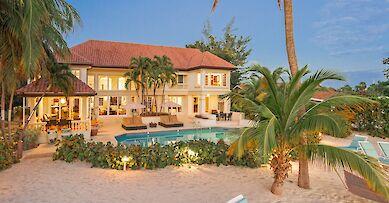 Grand Cayman villa rentals