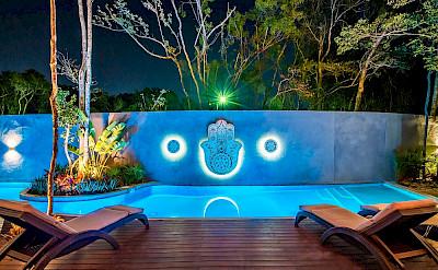 Maya Luxe Riviera Maya Luxury Vacations Experiences Villa Rentals Mexico Tulum Casa Adama 2 +% %