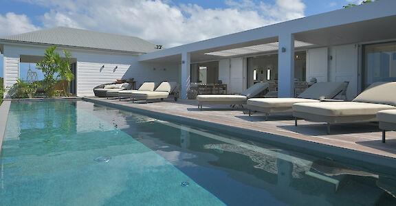 Vacation Rental St Barthelemy WV RMN Villa La Romance St Barts Villa RMNpol Desktop
