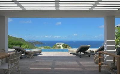 Vacation Rental St Barthelemy WV RMN Villa La Romance St Barts Villa RMNter Desktop