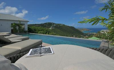 Vacation Rental St Barthelemy WV RMN Villa La Romance St Barts Villa RMNpat Desktop