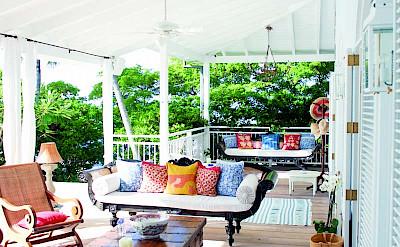 Eden Rock Villa Rental Villa Terrace