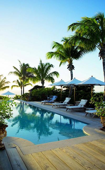 Eden Rock Villa Rental Villa Pool 4