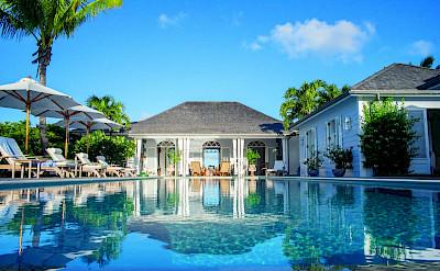 Eden Rock Villa Rental Villa Pool