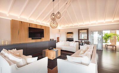 Eden Rock Villa Rental Villa Living Room 3