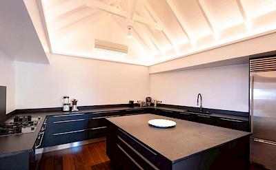 Eden Rock Villa Rental Villa Kitchen