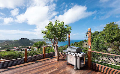 Eden Rock Villa Rental Villa Terrace 2