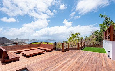 Eden Rock Villa Rental Villa Terrace 5