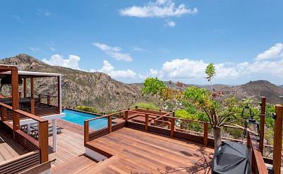 Eden Rock Villa Rental Villa Pool Plus View 2