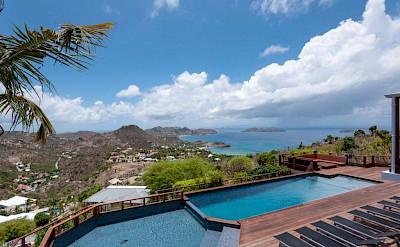 Eden Rock Villa Rental Villa Pool Plus View