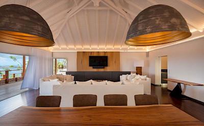 Eden Rock Villa Rental Villa Living Room 2